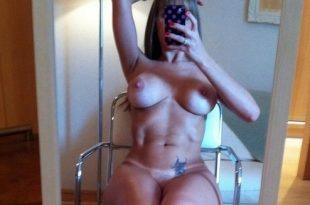 Photo de profil nue