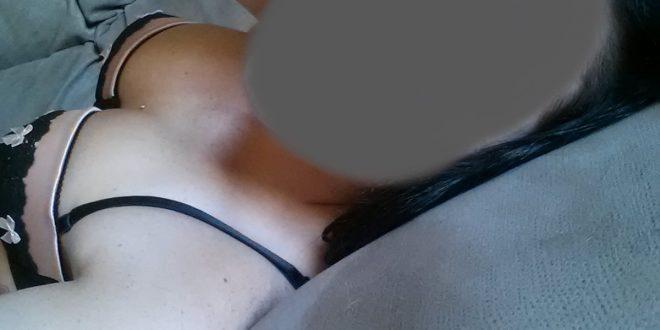 Selfie soutif sexy