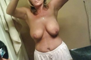 Photo de ma poitrine sexy