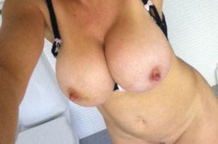 Selfie très chaud nue