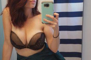 Photo en soutif sexy