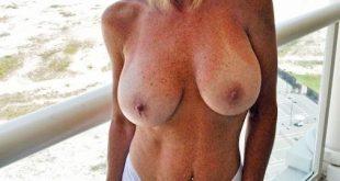 Photo sexy en vacances