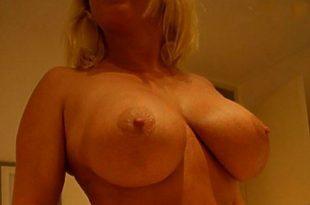Photo de ma grosse paire de seins