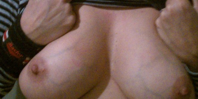 Webcam photo de mes seins